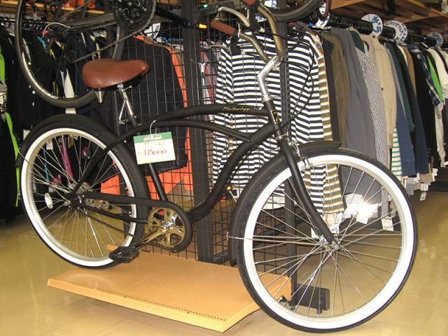 自転車 ビーチクルーザー | オフハウス三河安城店