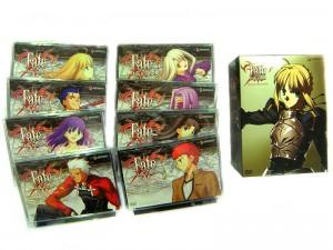 DVD Fate/stay night 初回限定全8巻 BOX付き | ハードオフ安城店