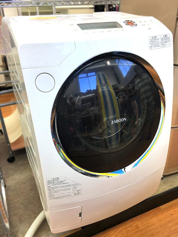 東芝 9kg ドラム式洗濯機 TW-Z9500R | オフハウス西尾店