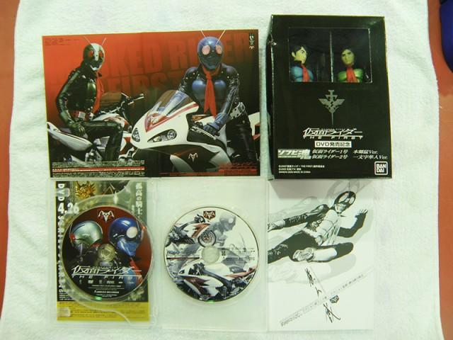 DVD 仮面ライダーTHE FIRST | ハードオフ安城店