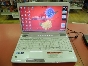 TOSHIBA PATX67LRTWH ノートパソコン| ハードオフ安城店