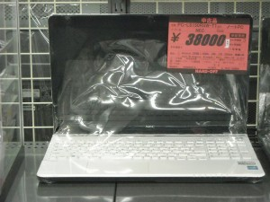 NEC PC-LS150RSW-T1 ノートパソコン| ハードオフ西尾店