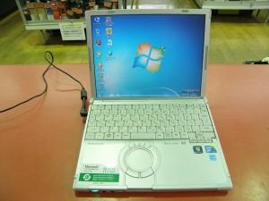 Panasonic CF-T9JWFDDS ノートパソコン| ハードオフ安城店