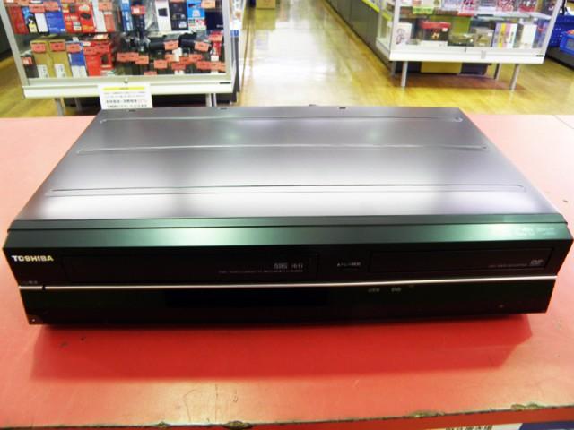 東芝 VHS一体型DVDレコーダー D-VDR9K| ハードオフ安城店