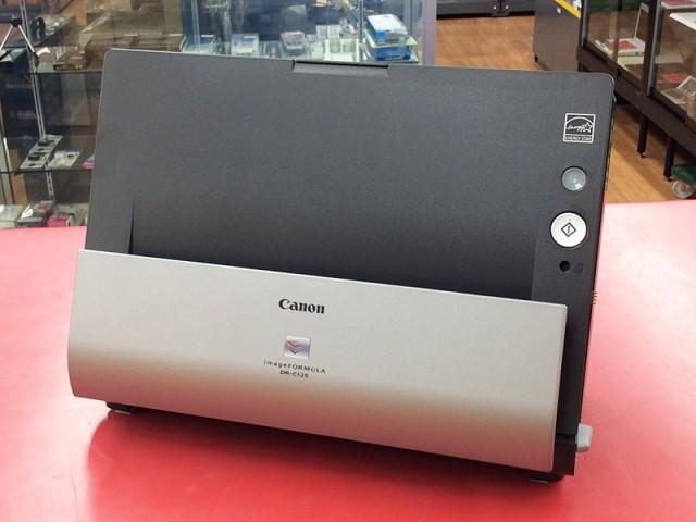 Canon ドキュメントスキャナー DR-C125| ハードオフ豊田上郷店