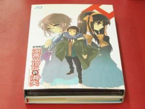 涼宮ハルヒの消失 Blu-ray 限定版| ハードオフ西尾店
