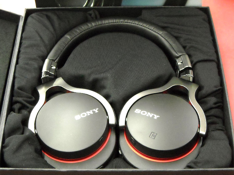 SONY ワイヤレスヘッドセット MDR-1RBT MK2 | ハードオフ西尾店