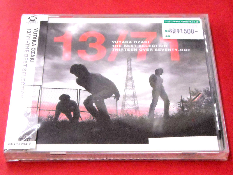CD 尾崎豊 13/71-THE BEST SELECTION | ハードオフ西尾店