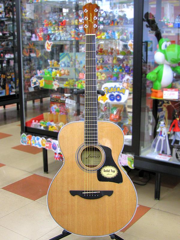 JAMES アコースティックギター JF400 | ハードオフ三河安城店