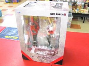 GOD EATER2 フィギュア アリサ Ver.GE2 | ハードオフ三河安城店