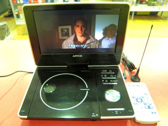 FUZE ポータブルDVDプレーヤー PDV903i | ハードオフ安城店