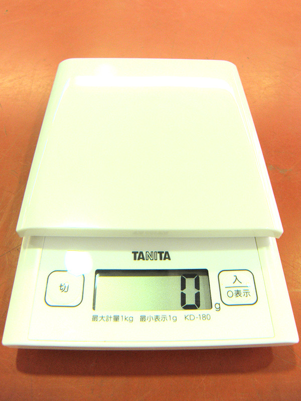 TANITA デジタルクッキングスケール KD1797311 | ハードオフ安城店
