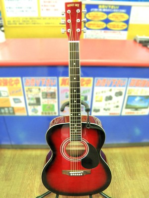 HONEY BEE アコースティックギター F-15 | ハードオフ安城店