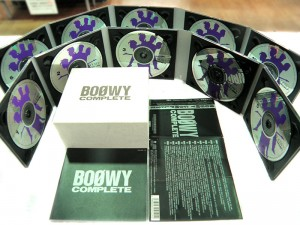 CD-BOX BOOWY COMPLETE REQUIRED EDITION | ハードオフ安城店