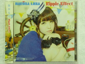 CD 春奈るな 「Ripple Effect」| ハードオフ安城店