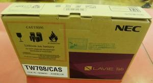 NEC PC-TW708CAS タブレット| ハードオフ安城店