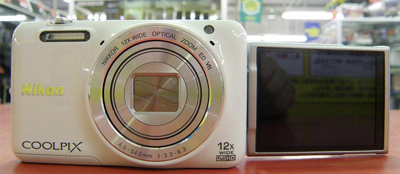 Nikon COOLPIX S6600 コンパクトデジタルカメラ| ハードオフ安城店
