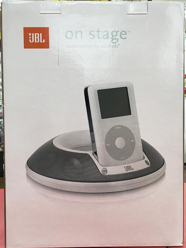 iPod用スピーカー JBL on stage| ハードオフ豊田上郷店