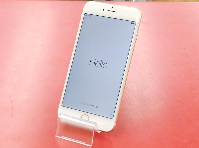 SOFTBANK iPhone6 Plus MGAK2J/A 64GB| ハードオフ豊田上郷店