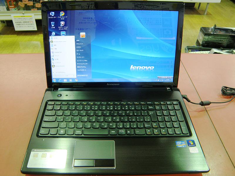 lenovo G570  433432J  ノートパソコン  ハードオフ安城店