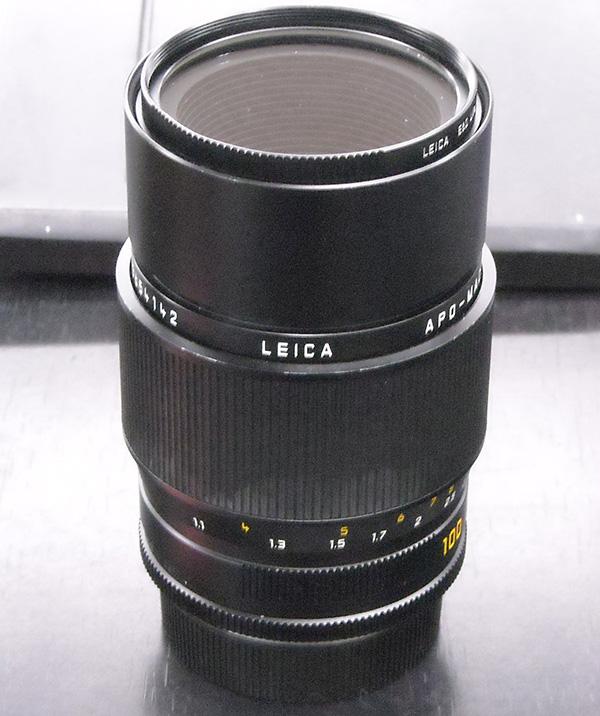 LEICA APO-MACRO-ELMARIT-R 2.8/100| ハードオフ西尾店