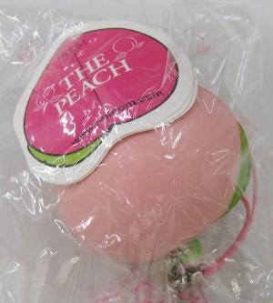 香りつき桃のストラップ ブルーム| ハードオフ三河安城店