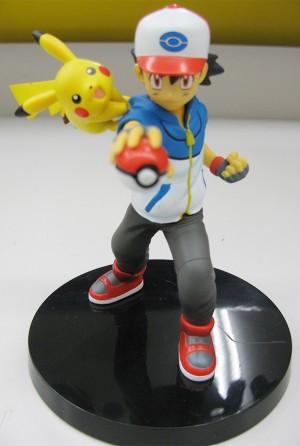 アニメ ポケットモンスターの主人公サトシ| ハードオフ三河安城店