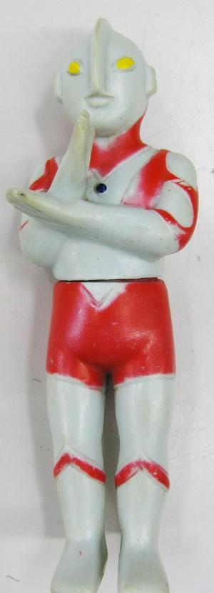 ブルマァクのソフビ人形 ウルトラマン| ハードオフ三河安城店