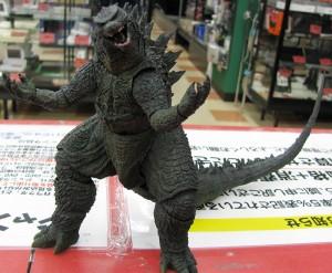 S.H.MonsterArtsゴジラ(2014)| ハードオフ三河安城店
