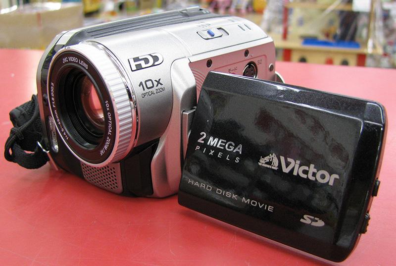 Victor/JVC HDDビデオカメラ GZ-MG70   ハードオフ三河安城店