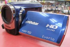 Victor/JVC HDDムービー GZ-HD300-A| ハードオフ三河安城店