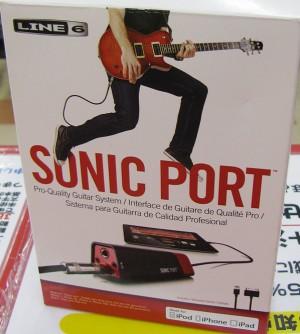 LINE6 モバイルレコーダー Sonic Port| ハードオフ三河安城店