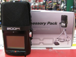 ZOOM ハンディレコーダー H2n+アクセサリーキット| ハードオフ三河安城店