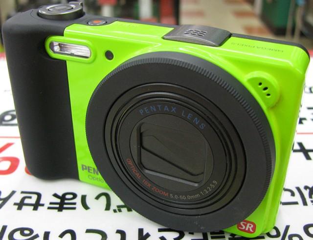 RICOH デジタルカメラ OptioRZ10| ハードオフ三河安城店