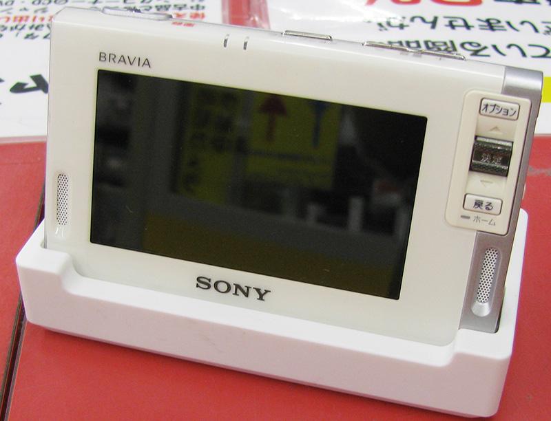 SONY ワラジオ機能搭載ンセグテレビ XDV-D500  ハードオフ三河安城店