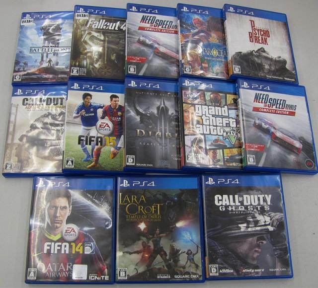 PlayStation4ソフト  ハードオフ三河安城店