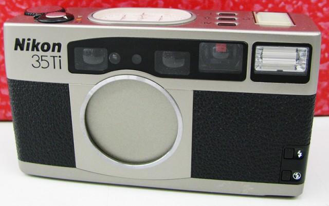 Nikon フィルムカメラ 35Ti Quarts Date| ハードオフ三河安城店