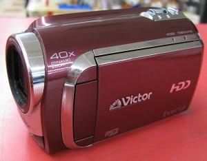 Victor HDDムービー GZ-MG650-R| ハードオフ三河安城店