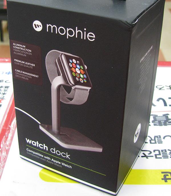 mophie AppleWatch用充電スタンド watch dock| ハードオフ三河安城店