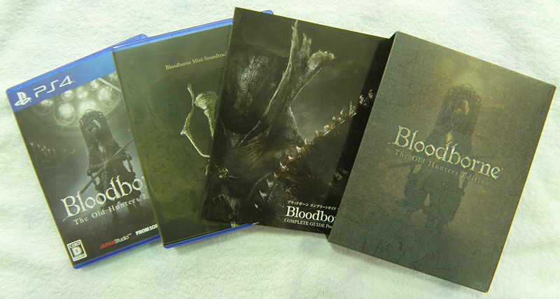 PS4 Bloodborne The Old Hunters Edition| ハードオフ安城店