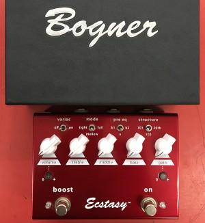 Bogner エフェクター Ecstacy red| ハードオフ豊田上郷店