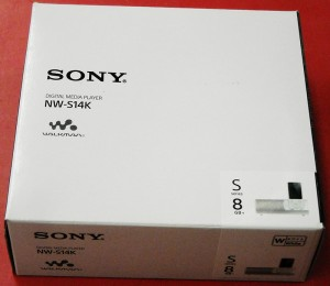 SONY DIGITAL MEDIA PLAYER NW-S14K| ハードオフ西尾店