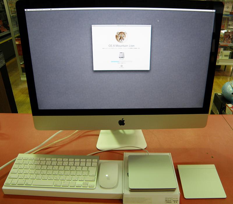 APPLE  iMac ME088J/A| ハードオフ安城店