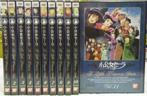 DVD 世界名作劇場版 小公女セーラ| ハードオフ安城店