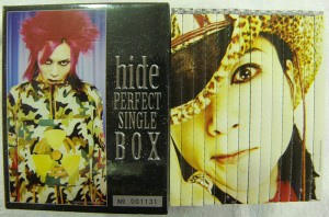 CD hide PERFECT SINGLE BOX| ハードオフ安城店