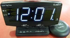 ㈱自立コム 振動目覚まし時計 BIG TIME CE10| ハードオフ安城店