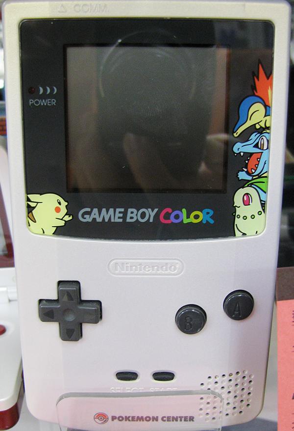 Nintendo ゲームボーイカラーポケモン金銀 ver.CGB-001| ハードオフ三河安城店