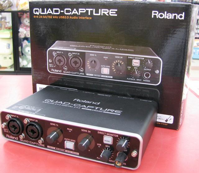 Roland オーディオインターフェイス UA-55| ハードオフ三河安城店