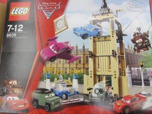 LEGO 7-12 8639 カーズ ビック・ベントレー| ハードオフ三河安城店
