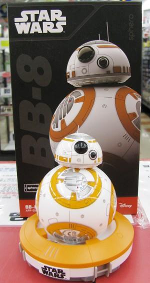 Spheroスター・ウォーズ BB-8 ロボット R001ROW| ハードオフ三河安城店